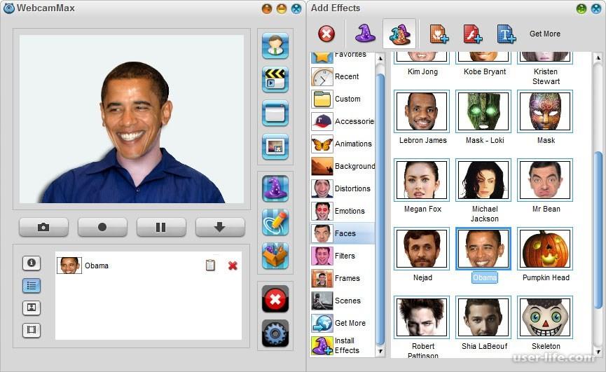 Скачать бесплатно скачать программу webcammax
