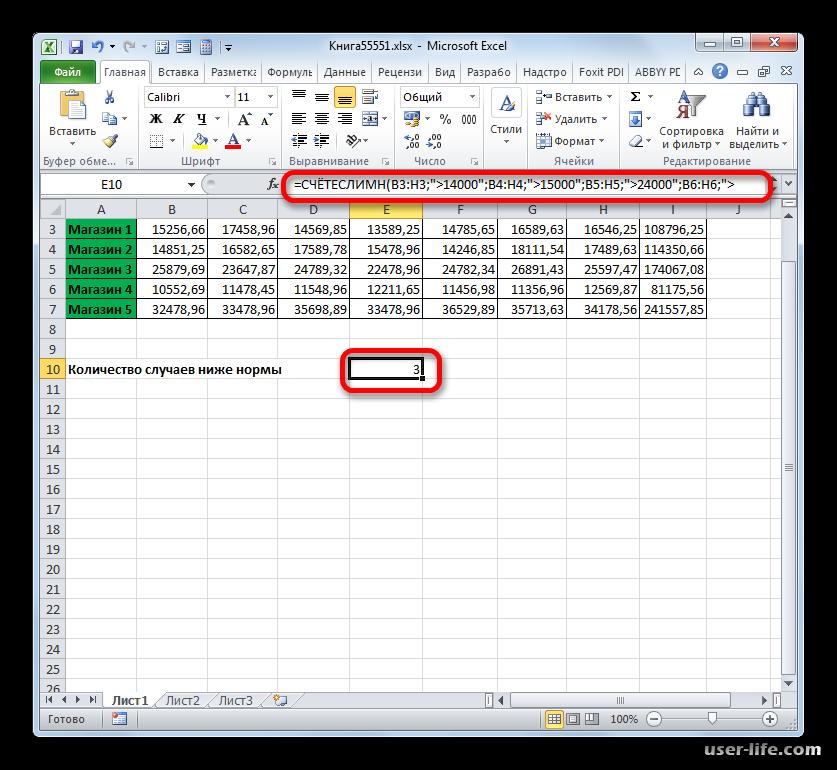 Как сделать сортировку в экселе с формулами