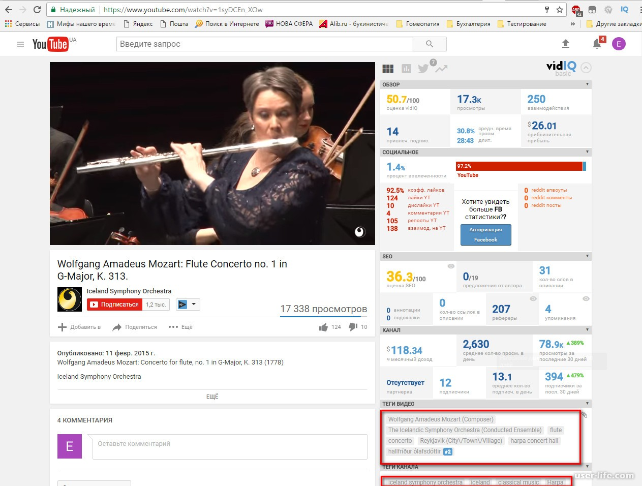 Как увеличить просмотр видео на youtube