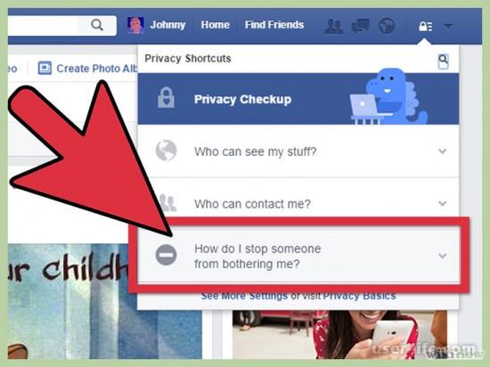 Как заблокировать человека в Фейсбук (разблокировать пользователя)
