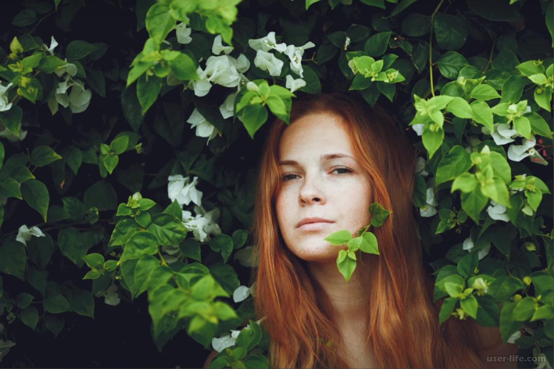 Лайтрум как сделать красивый цвет лица