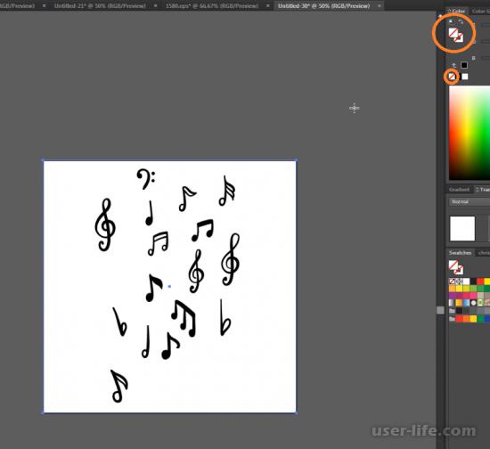 Как сделать паттерн в Иллюстраторе (Illustrator)