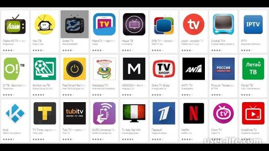 Лучшие программы для просмотра ТВ на компьютере каналов онлайн бесплатные скачать