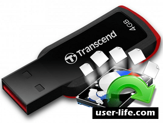 Восстановление флешки Transcend программы