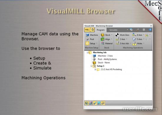 CAM программа для ЧПУ