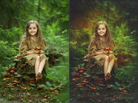 Обработка фотографий в Фотошопе