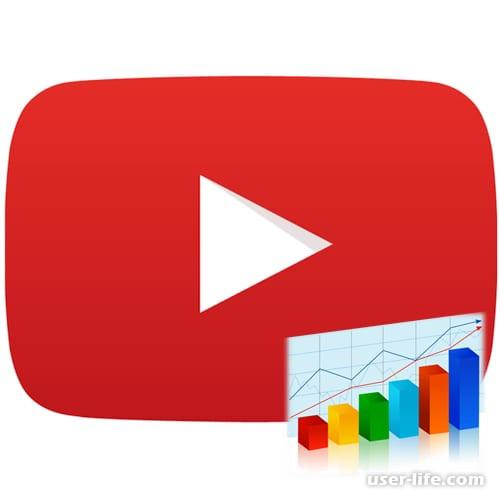 Как посмотреть статистику канала «YouTube»
