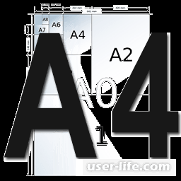 Как сделать лист А4 для Фотошопа