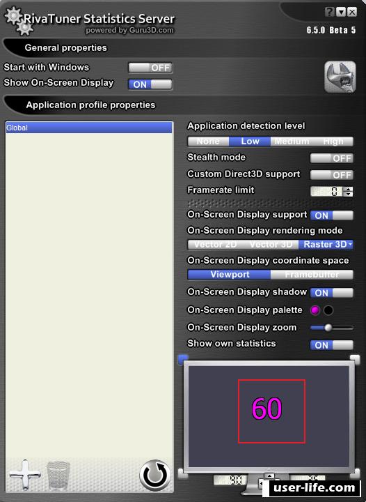 MSI Afterburner: как включить мониторинг в игре