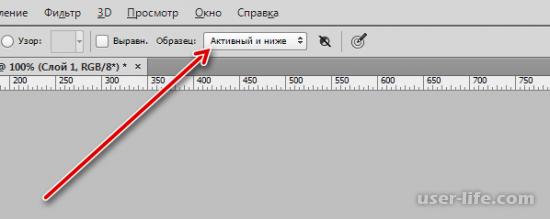 Частотное разложение в Фотошопе