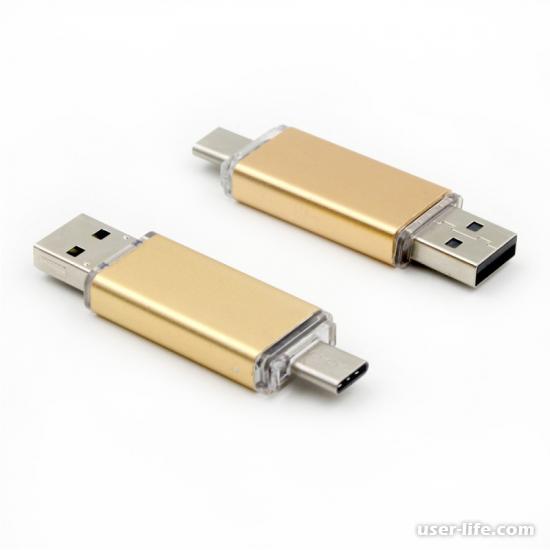 Как подключить USB флешку к телефону