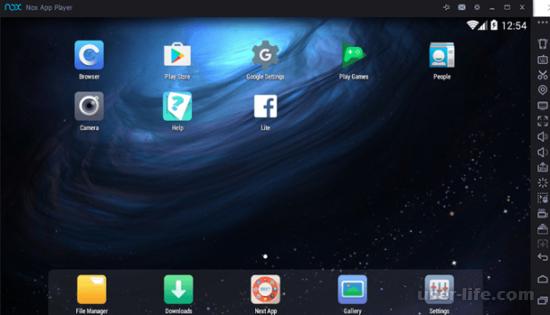 Как открыть файл APK на Windows в программе эмуляторе Nox App Player