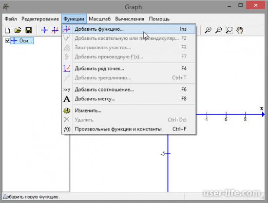 Программы для построения графиков скачать