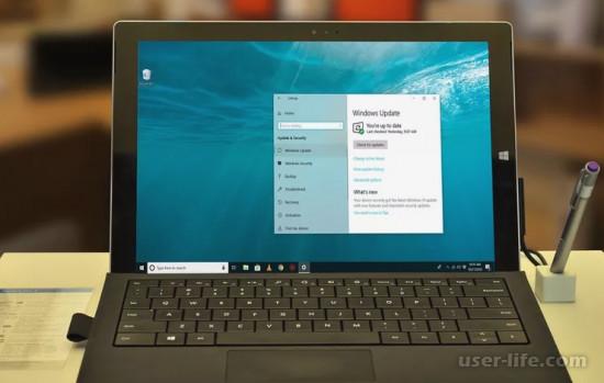 Параметры центра обновления Windows 7 8 10