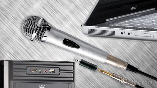Как подключить караоке микрофон к компьютеру (ноутбуку телевизору блютуз беспроводной)