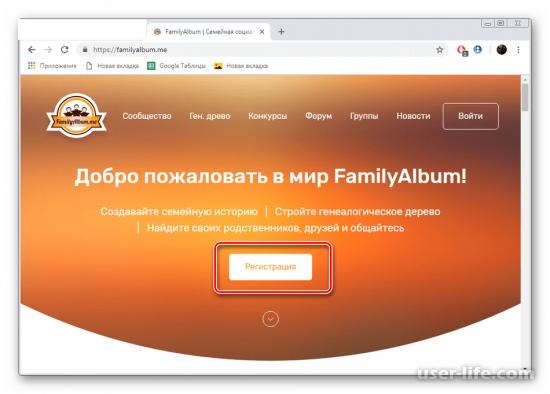 Как создать семейное дерево онлайн и программы
