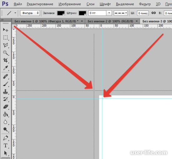 Как сделать таблицу в Фотошопе