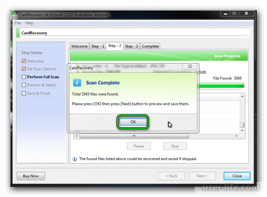 Как восстановить удаленные файлы с флешки