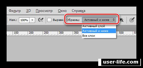 Инструмент штамп в Фотошопе как пользоваться