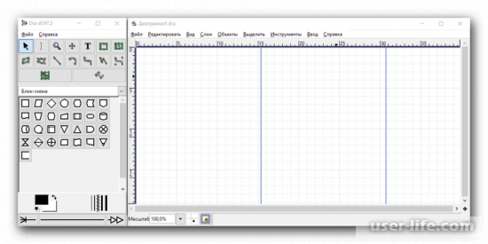 Программы для создания блок-схем скачать