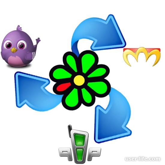 Аналоги ICQ замена вместо Аськи