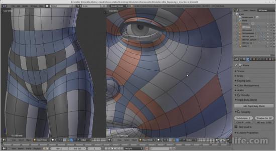Блендер 3Д как пользоваться настройки модели уроки для начинающих скачать