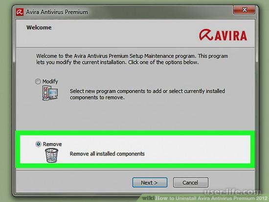 Авира Фри Антивирус как скачать установить отключить удалить