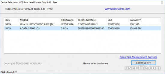 Программы для форматирования USB флешек скачать бесплатно на русском