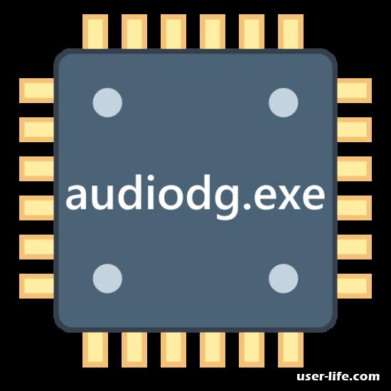 Audiodg exe что это за процесс изоляция графов аудиоустройств Windows