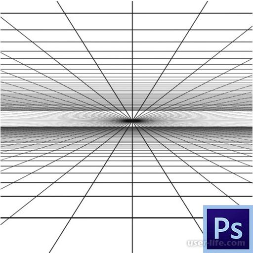 Исправление перспективы в Photoshop
