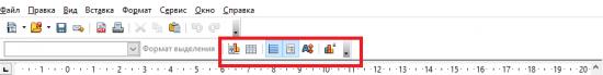 Как сделать диаграмму график в Опен Офисе