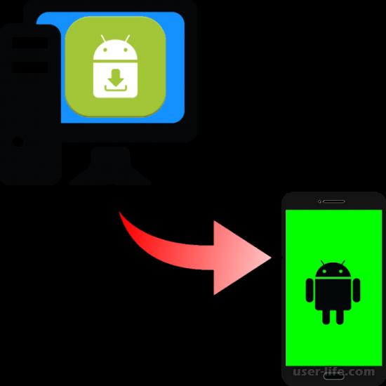 Как установить приложение на Андроид с компьютера