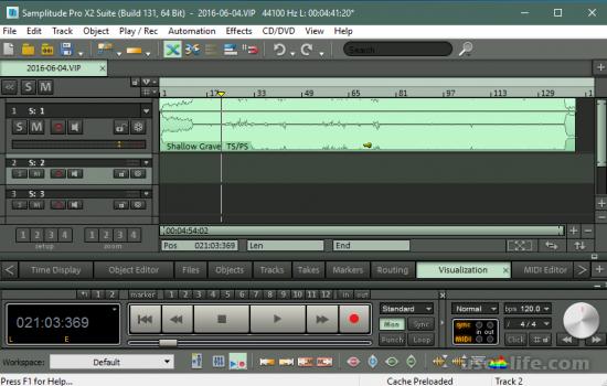 Программы для замедления музыки