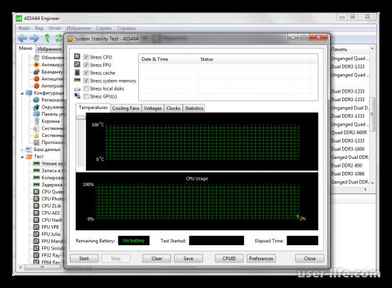 Программы для измерения температуры процессора и видеокарты