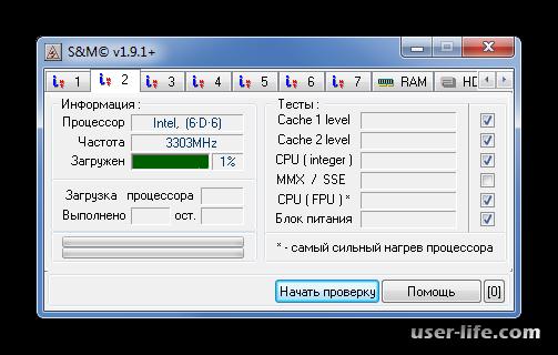 Программы для диагностики тестирования проверки и настройки компьютера