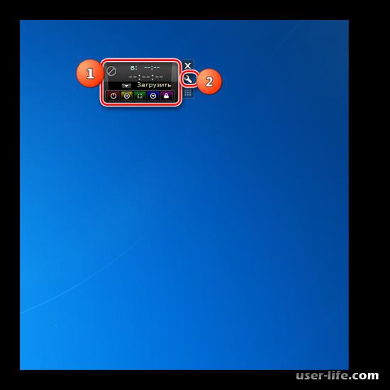 Гаджеты программы таймеры для выключения компьютера для Windows 7