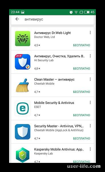 Нужен ли антивирус на Андроид смартфон