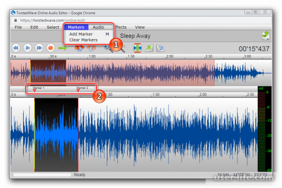 Как редактировать аудио онлайн