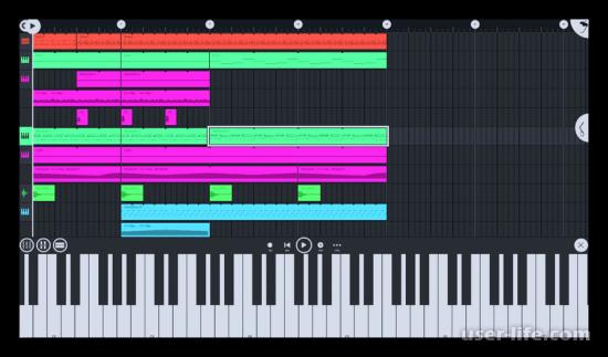 Приложения для записи песен на Андроид