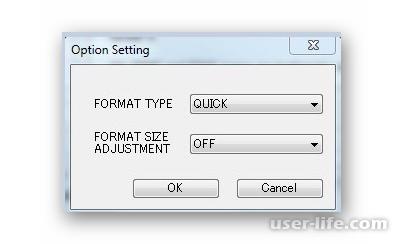 Не форматируется карта памяти что делать