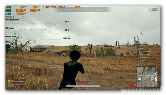 Программы для мониторинга системы в играх