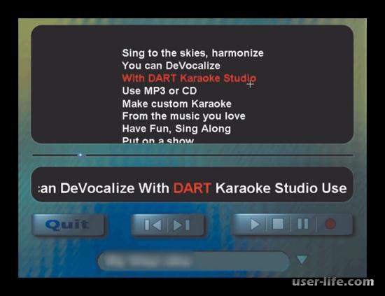 Программы для создания караоке