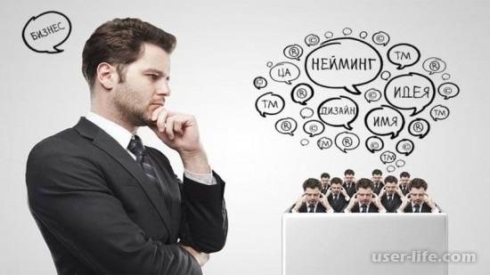 Как придумать название компании бренд нейминг фирмы варианты примеры