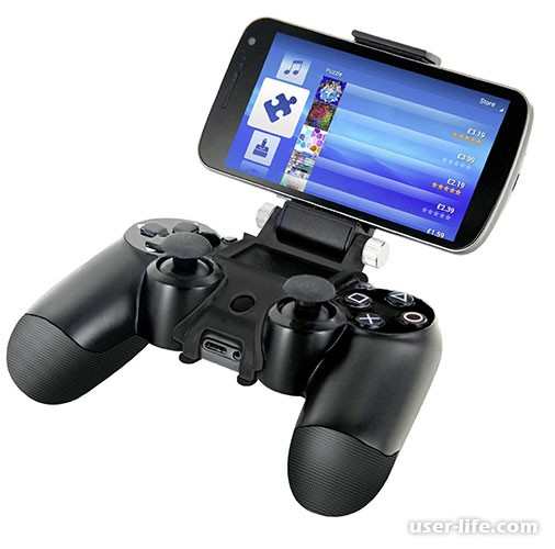 Как подключить джойстик PS4 к телефону Android