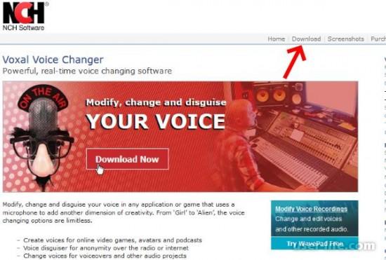 Программы для изменения голоса в Дискорде