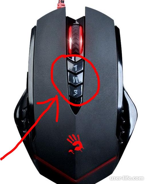 Как настроить компьютерную мышь Bloody