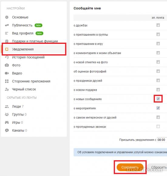 Как восстановить переписку в Одноклассниках