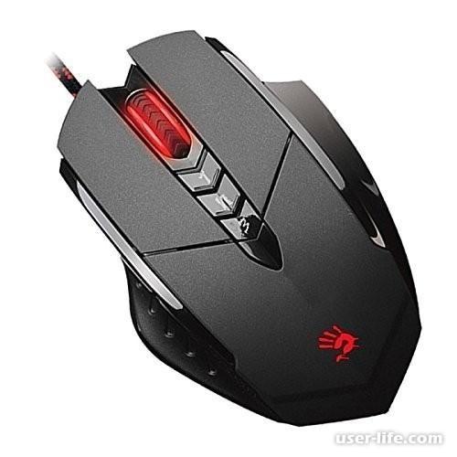 Регулировка DPI (CPI) компьютерных мышей A4Tech Bloody