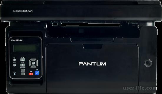 Ошибка сканера 13 на PANTUM M6500