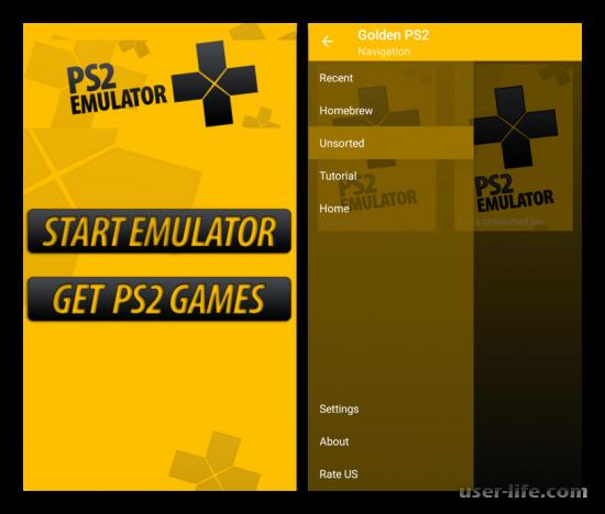 Эмуляторы PlayStation 2 на Android